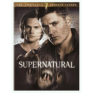 Supernatural: The Complete Seventh Season (DVD)