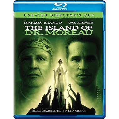 Island of Dr. Moreau (Blu-Ray + DVD)