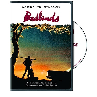 Badlands (DVD) 2012