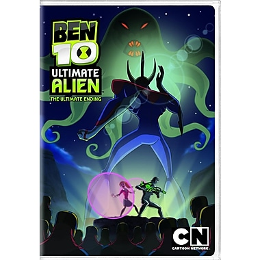Cartoon Network: Ben 10: Ultimate Alien Ultimate Ending (DVD)