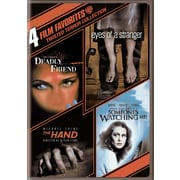 4 Film Favorites: Twisted Terror Collection (DVD)