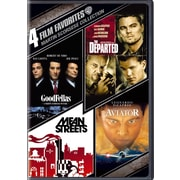 4 Film Favorites: Martin Scorses Collection (DVD)