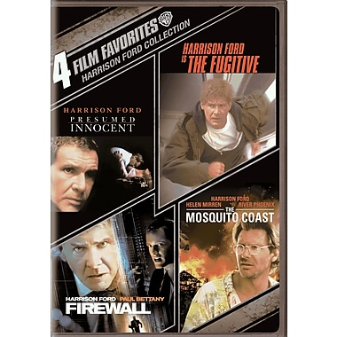 4 Film Favorites: Harrison Ford Collection (DVD)