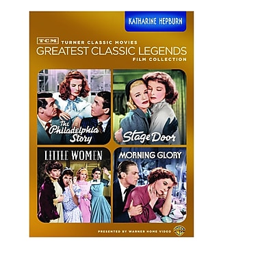 TCM Greatest Classic Films: Legends - Katherine Hepburn (DVD)