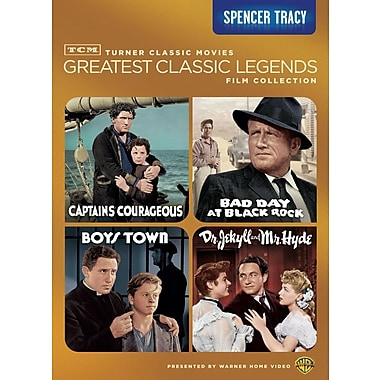 TCM Greatest Classic Films: Legends - Spencer Tracey (DVD)