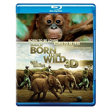 Born to be Wild (3D Blu-Ray)