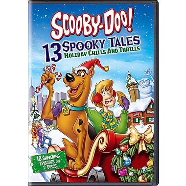 Scooby-Doo!: 13 Spooky Tales: Holiday Chills and Thrills (DVD)