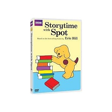 Spot: Storytime with Spot (DVD)