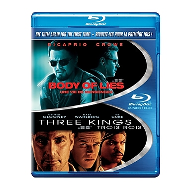 Body of Lies/Three Kings (Blu-Ray)