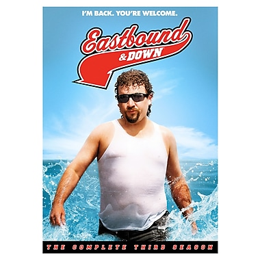 Eastbound & Down : The Third Complete Season (DVD)