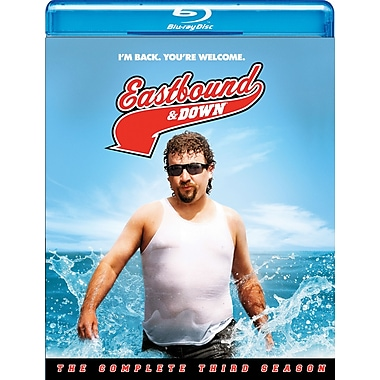 Eastbound & Down : The Third Complete Season (Blu-Ray)