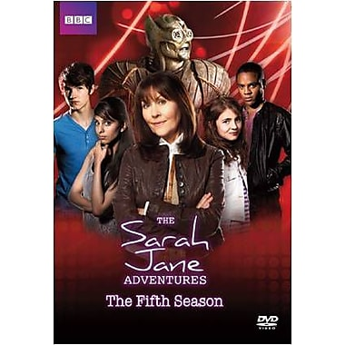 The Sarah Jane Adventures: The Fifth Season (DVD)