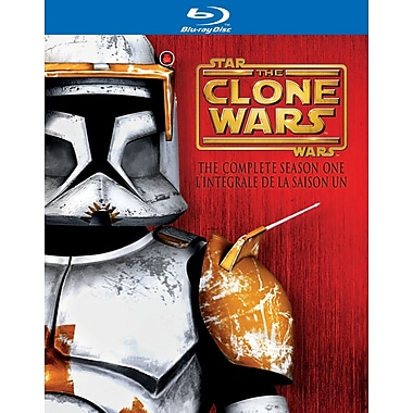 Star Wars: The Clone Wars: Season One (Blu-Ray)