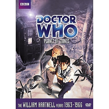 Doctor Who: Planet of Giants: Episode 9 (DVD)