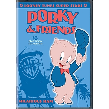 Looney Tunes Super Stars: Porky & Friends (DVD)