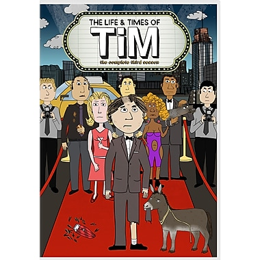 The Life & Times of Tim: The Complete Third Season (DVD)