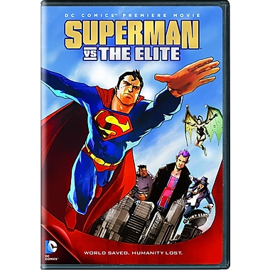 DCU Superman vs The Elite (DVD)