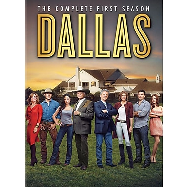 Dallas: The Complete First Season (2012) (DVD)