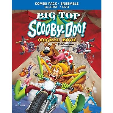 Scooby-Doo! Big Top Scooby-Doo! (Blu-Ray + DVD)