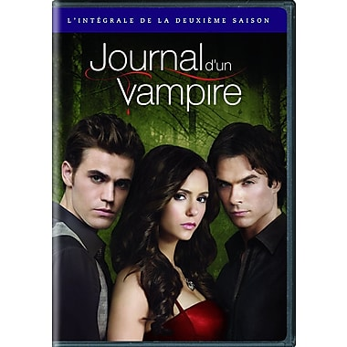The Vampire Diaries: The Complete Second Season (DVD) 2012