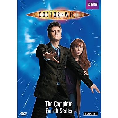 Dr. Who: The Complete Fourth Series (DVD)