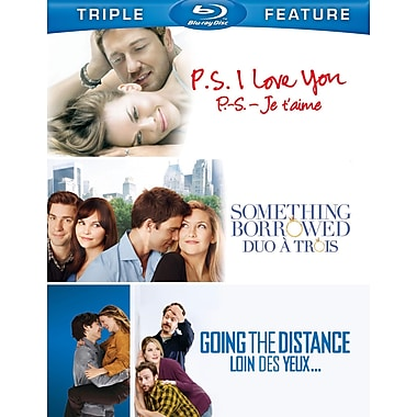 P.S. I Love You/Something Borrowed/Going the Distance (Blu-Ray)