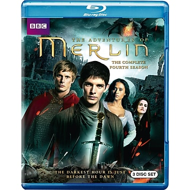 Merlin: The Complete Fourth Season (Blu-Ray)
