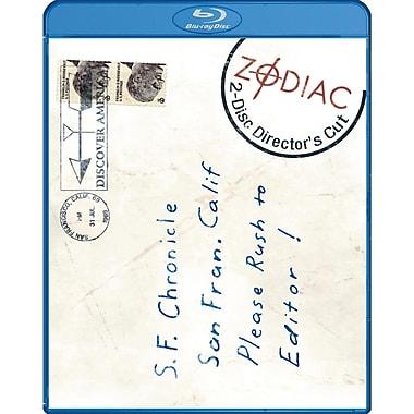 Zodiac (2007) (Ws) (Blu-Ray)