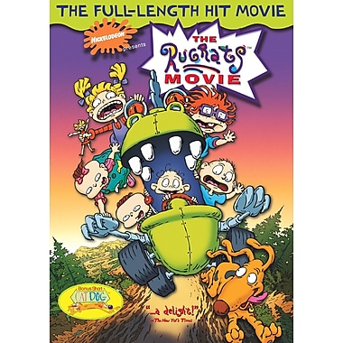 The Rugrats Movie (DVD)