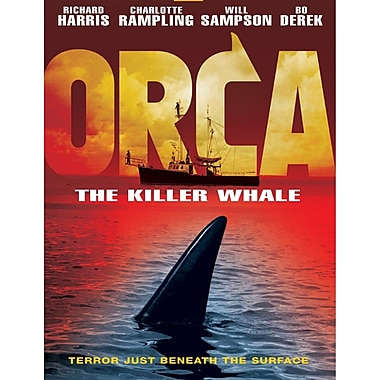 Orca The Killer Whale (Ws) (DVD)
