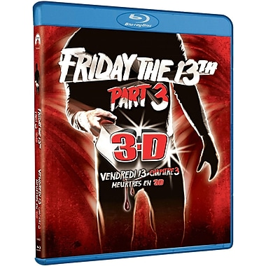 Friday the 13th Part 3 (Blu-Ray)