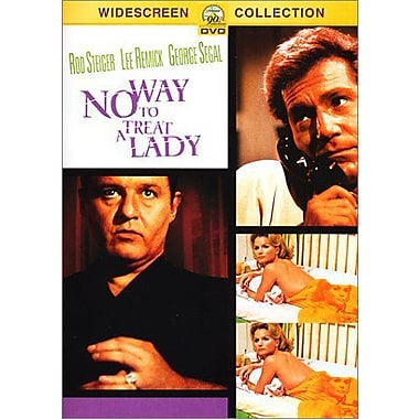 No Way To Treat A Lady (Ws) (DVD)