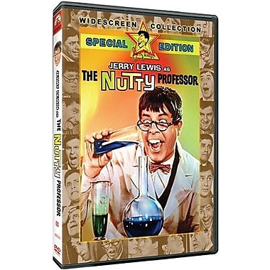 Nutty Professor (1963) (Ws) (DVD)