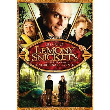 Lemony Snicket's: A Series of Unfortunate Events (DVD)