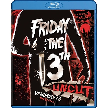 Friday The 13Th (Ws) (Blu-Ray)