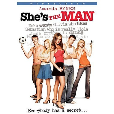 Shes The Man (Ws) (DVD)