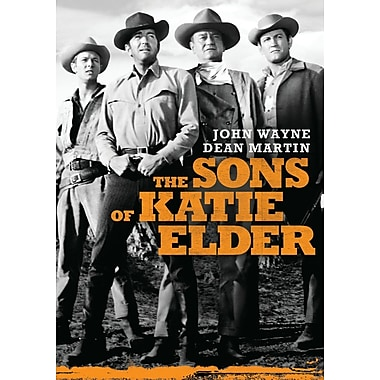 Sons Of Katie Elder (DVD)