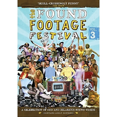 The Found Footage Festival: Volume 3 (DVD)