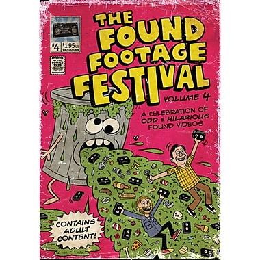 The Found Footage Festival: Volume 4 (DVD)