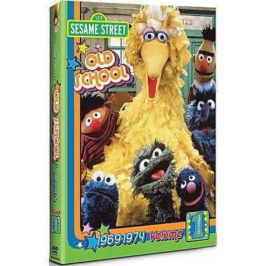 Sesame Street: Old School: Volume 1: 1969-1974 (DVD)