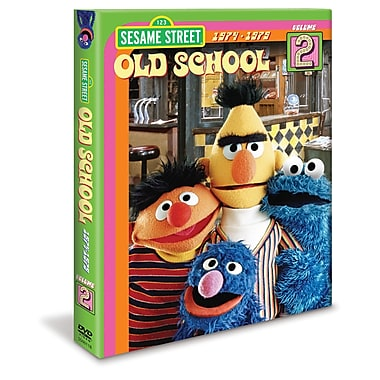 Sesame Street: Old School, Volume 2: 1974-1979 (DVD)