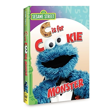 Sesame Street: C is for Cookie Monster (DVD)