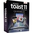 Roxio® Toast v.11.0 Titanium Mac Software