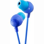 JVC Marshmallow HAFR32 Inner Ear Headphone, Blue