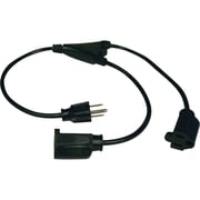 Tripp Lite P022-001-2 SJT Power Extension cord, 120 V