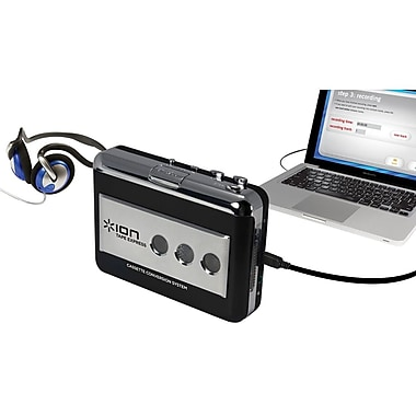 Ion Audio TAPEEXPRESS Audio Tape Express Cassette Player