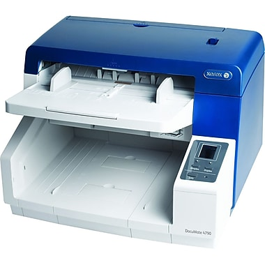 Xerox® DocuMate® 4790 Sheetfed Scanner, 600 dpi