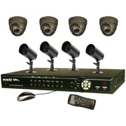 Security Labs SLM442 8 Channel Video Surveillance System