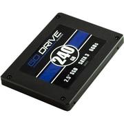 "VisionTek® GoDrive 240GB 2.5"" SATA III (6 Gb/s) MLC Internal Solid State Drive"