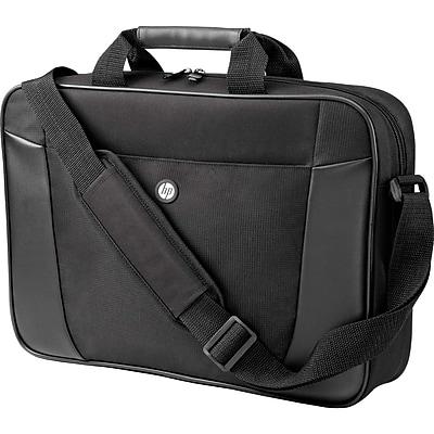 HP Smart Buy Essential Top Load 15.6 Notebook Case, Black